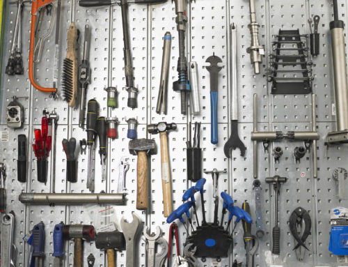 5 Tips for tool organization