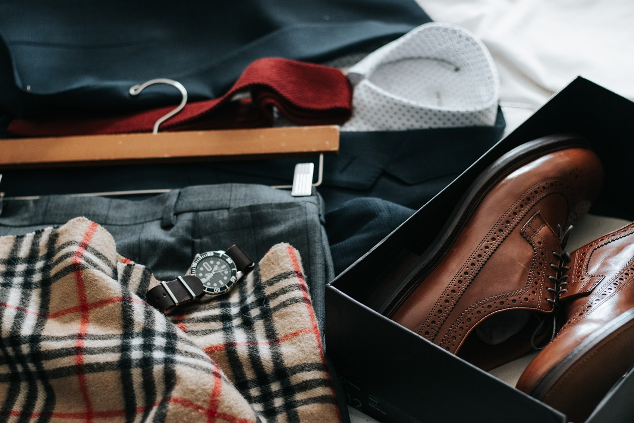 Tips for organizing your closet
