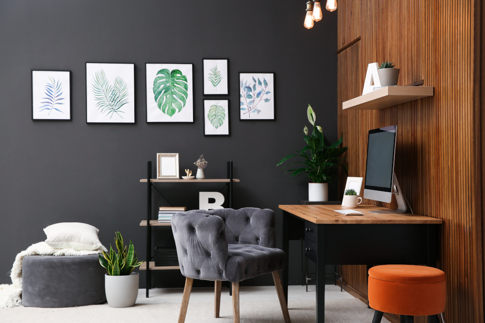 2021 home trends office space