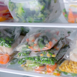 Five tips to Organize Your Freezer