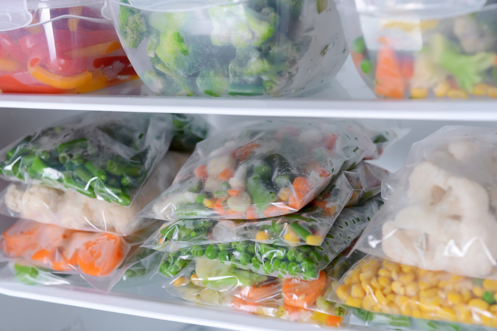 Five tips for organizing your freezer