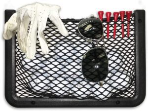 Storage Options for Small Spaces - Mesh Nets